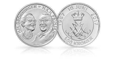 kgl mønt